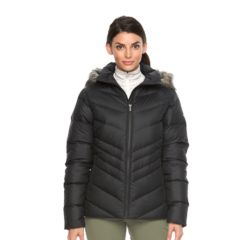 Womens Black Puffer & Quilts Coats & Jackets - Outerwear Clothing