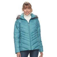 Women's Columbia Icy Heights Hooded Down Puffer Jacket