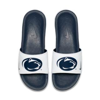 Men's Nike Penn State Nittany Lions Benassi Slide Sandals
