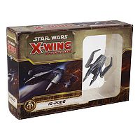 Star Wars X-Wing Miniatures Game IG-2000 Expansion Pack by Fantasy Flight Games