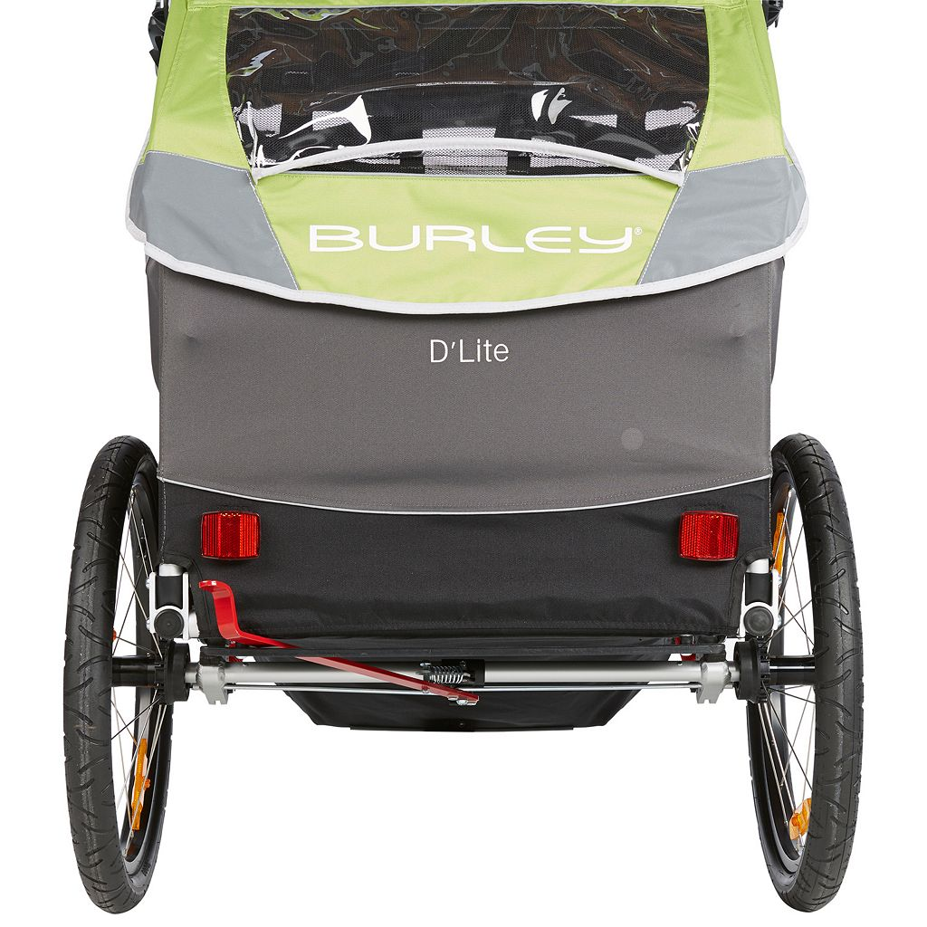 Burley D'Lite Convertible Bike Trailer