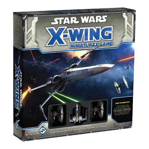Star Wars X-Wing Miniatures Game The Force Awakens Core Set by Fantasy Flight Games