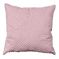 Always Home Petals Square Throw Pillow