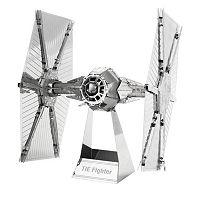 Metal Earth 3D Laser Cut Model Star Wars TIE Fighter by Fascinations