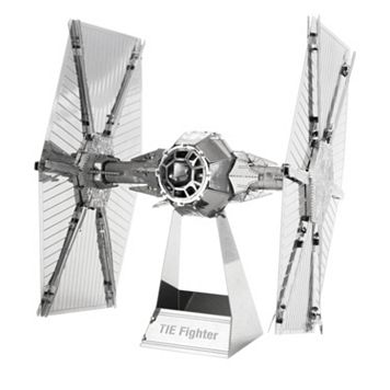 Metal Earth 3D Laser Cut Model Star Wars TIE Fighter by Fascinations