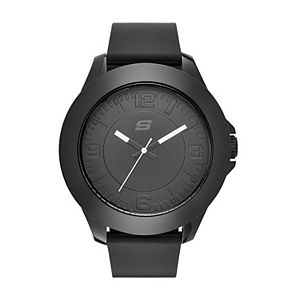 Skechers Men's Rosencrans Oversized Silicone Watch