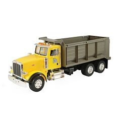 ERTL Big Farm Peterbilt Dump Truck by Tomy