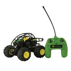 John Deere Remote Control Monster Tread Gator by Tomy by