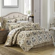 Chic Home Romeo & Juliet Jacquard 9 pc Bed Set