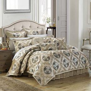 Chic Home Romeo & Juliet Jacquard 9-piece Bed Set