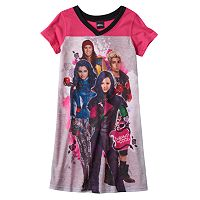 Disney's Descendants Girls 7-14 Dorm Nightgown