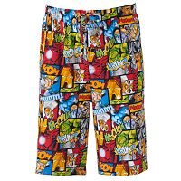 Men's Marvel The Avengers Jams Shorts