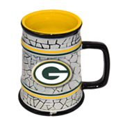 Green Bay Packers Stone Stein