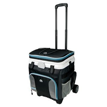 Igloo MaxCold Cool Fusion 36-Quart Rolling Cooler