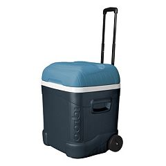 Igloo MaxCold Ice Cube 70-Quart Rolling Cooler