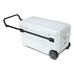 Igloo Glide Pro 110-Quart Rolling Cooler