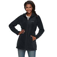Women's Columbia Three Lakes Hooded Long Fleece Jacket