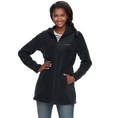 a10a979ca4e05 Women s Columbia Three Lakes Hooded Long Fleece Jacket