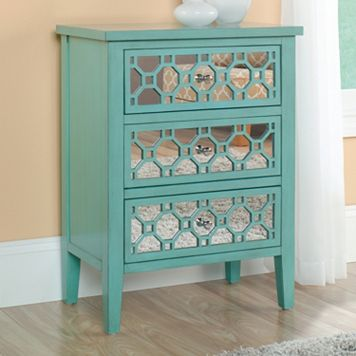 Shoal Creek Mirror Dresser