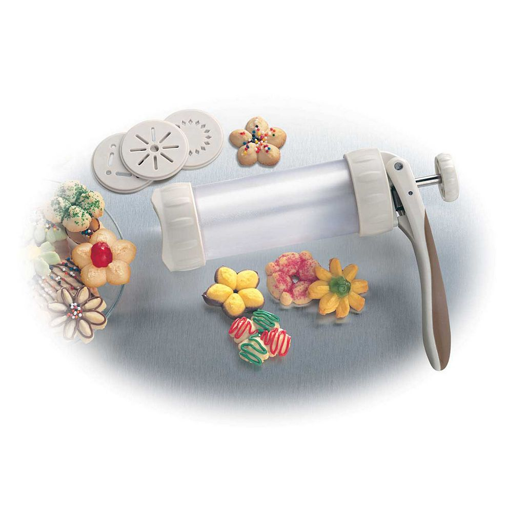 Wilton Cookie Max 13-pc. Cookie Press