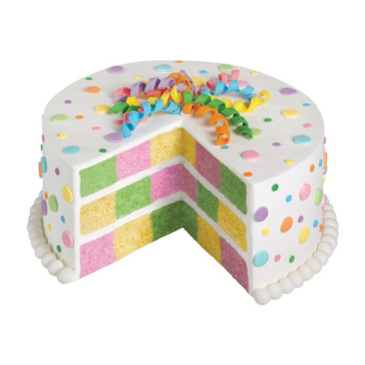 Wilton 4-pc. Checkerboard Cake Pan Set