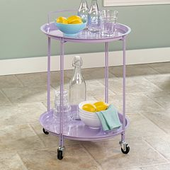 Modern Bar Cart