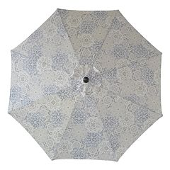 Sonoma Goods For Life™ 9-ft. Crank & Tilt Patio Umbrella