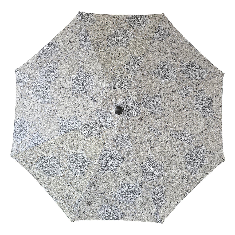 Crank U0026 Tilt Patio Umbrella