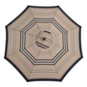 SONOMA Goods for Life? 9-ft. Crank & Tilt Patio Umbrella