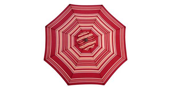 Sonoma Goods For Life 9 Ft Crank And Tilt Patio Umbrella