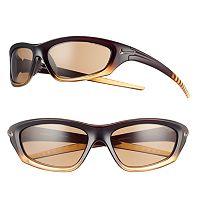 Men's Nike Overpass Rectangular Wrap Sunglasses
