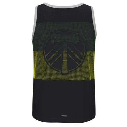 Men's adidas Portland Timbers Fan Wear clmalite Tank Top