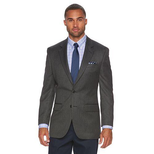 Big & Tall Croft & Barrow® Essential Classic-Fit Sport Coat