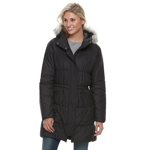 Women's Columbia Sparks Lake Thermal Coil Hooded Anorak Jacket