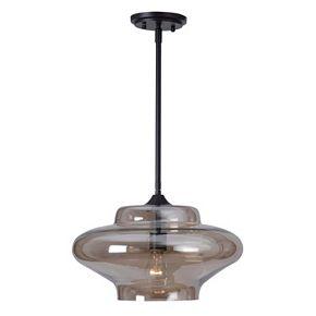 Kenroy Home Sanborn 1-Light Pendant Lamp