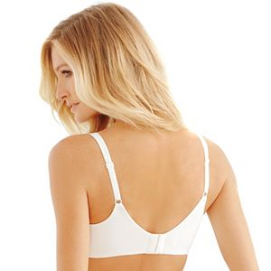 Bali Bra: One Smooth U Ultra Light Lace with Lift Spacer Bra 3L97