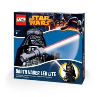 LEGO Star Wars Darth Vader LED Lite Desk Lamp