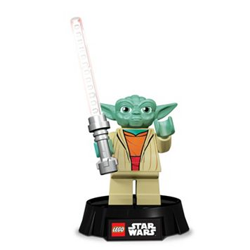 LEGO Star Wars Yoda LED Lite Desk Lamp
