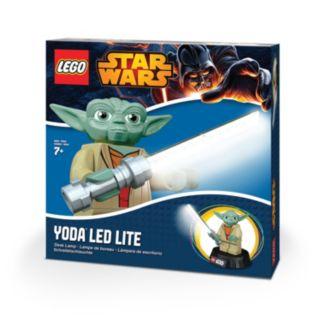 LEGO Star Wars Yoda LED Lite Desk Lamp