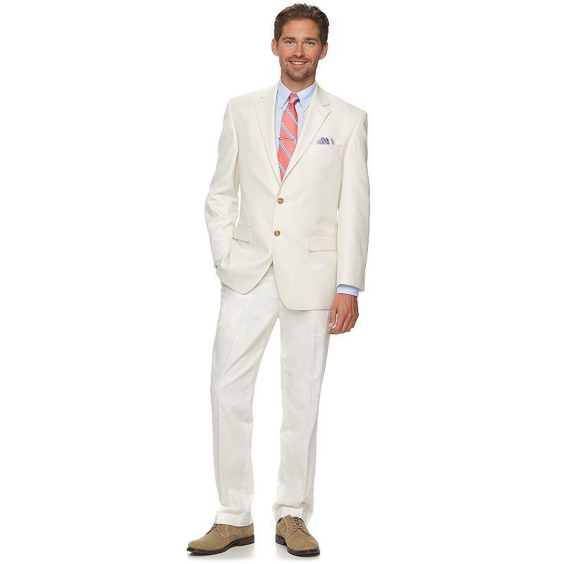 Men's Chaps Solid Classic-Fit Sport Coat