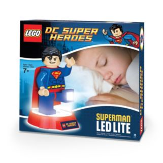 LEGO DC Universe Super Heroes Superman Torch & Nightlight