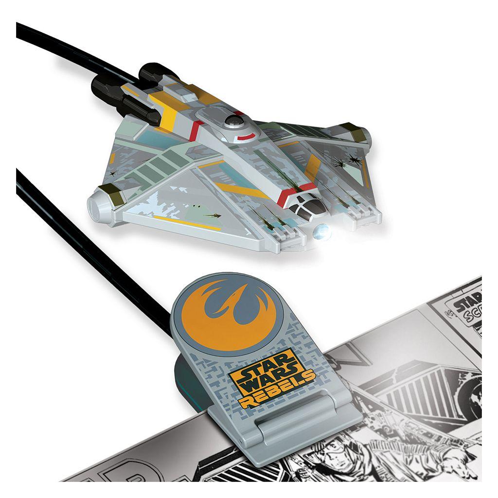 Star Wars Rebels Ghost Ship Book Light
