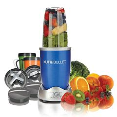 NutriBullet 12-pc. 600-Watt Superfood Nutrition Extractor & Blender Set