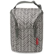 Skip Hop Grab & Go Insulated Double Bottle Bag