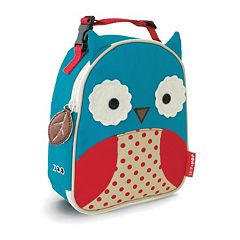 Skip Hop Zoo Lunchie Insulated Lunch Bag