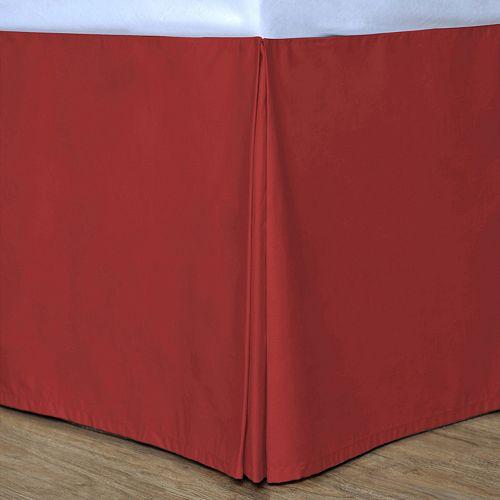Solid Cottonloft Colors Bed Skirt