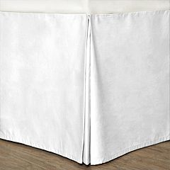 Solid Cottonloft Colors Bed Skirt