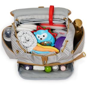 Skip Hop Grand Central Take-It-All Diaper Bag