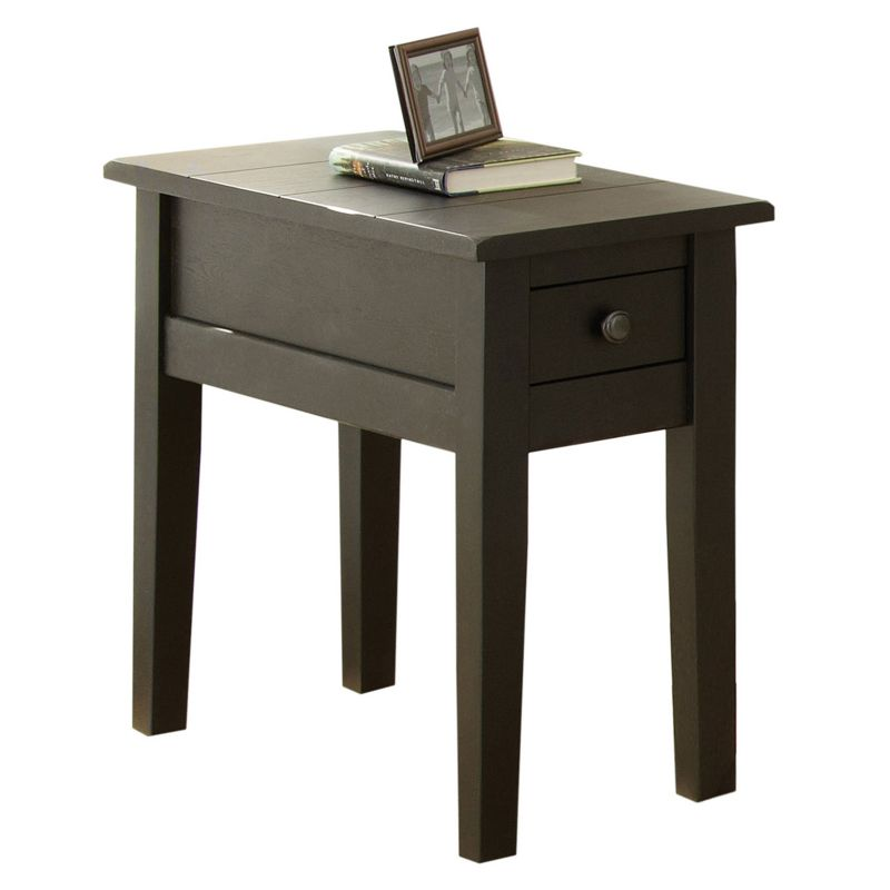 Liberty Chairside End Table, Black