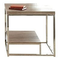 Lucia Two Tier End Table